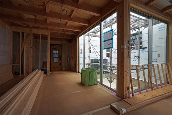 岡崎市|木造|中庭