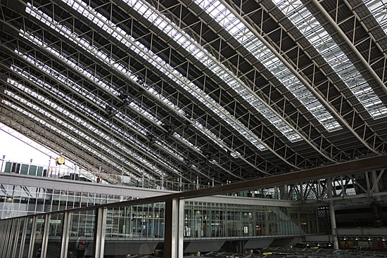 大阪駅 金時計 時空の広場