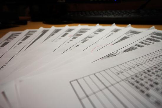 建築費用の見積もり明細書