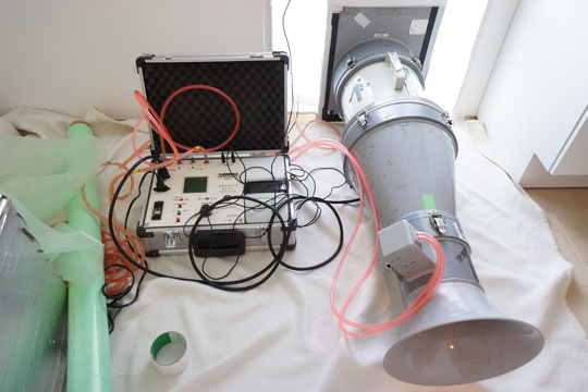 気密測定器