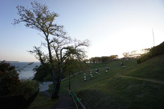 浜名湖サービスエリアの公園