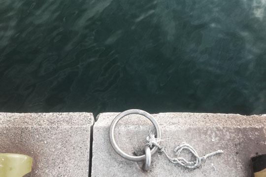 愛知県の西浦 知柄漁港