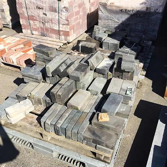 アンティーク煉瓦の写真