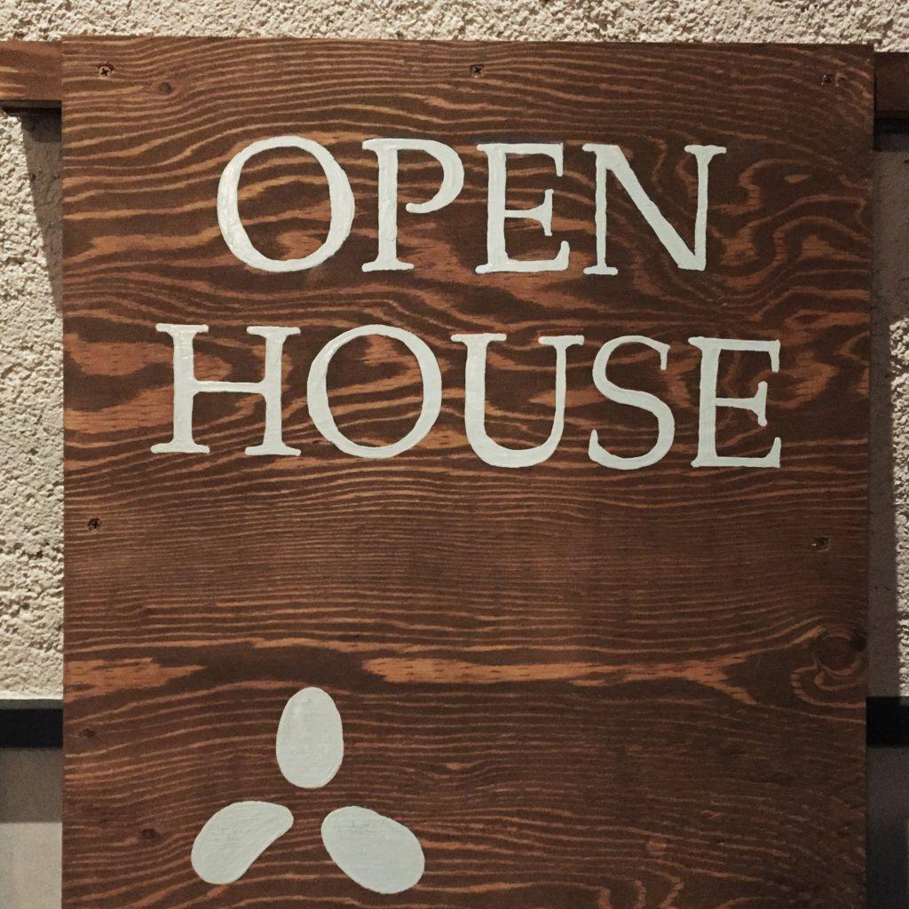 オープンハウスの看板